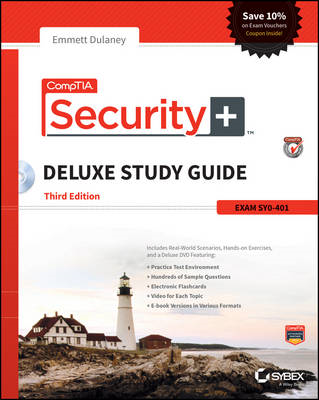 CompTIA Security+ Deluxe Study Guide (BOK)