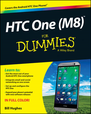 HTC One (M8) For Dummies (BOK)