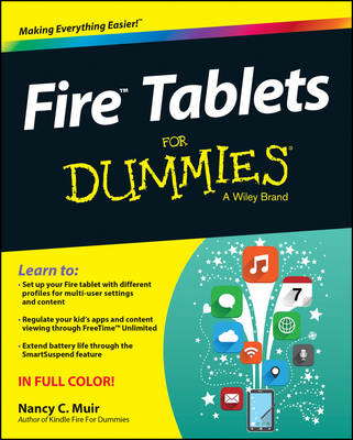 Fire Tablets for Dummies (BOK)