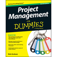 Project Management For Dummies (BOK)