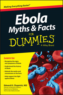 Ebola Myths & Facts For Dummies (BOK)