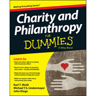 Charity & Philanthropy For Dummies (BOK)