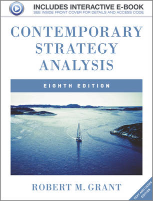 Contemporary Strategy Analysis (BOK)