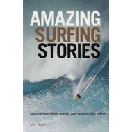 Produktbilde for Amazing Surfing Stories (BOK)