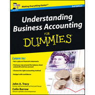 Understanding Business Accounting for Dummies 3E (BOK)