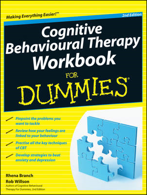 Cognitive Behavioural Therapy Workbook for Dummies 2E (BOK)