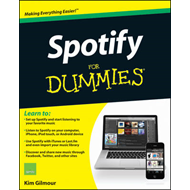 Spotify For Dummies (BOK)