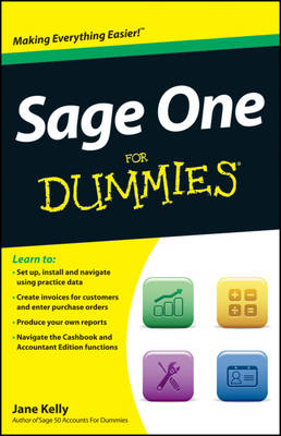 Sage One For Dummies (BOK)