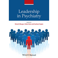 Leadership in Psychiatry (BOK)