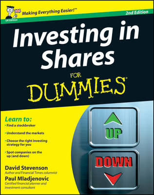 Investing in Shares For Dummies (BOK)