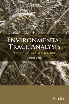 Environmental Trace Analysis: Techniques and Applications (BOK)