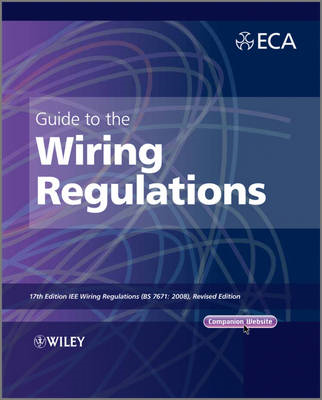 Guide to the IET Wiring Regulations (BOK)