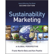 Sustainability Marketing - a Global Perspective 2E (BOK)