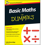 Basic Maths For Dummies (BOK)