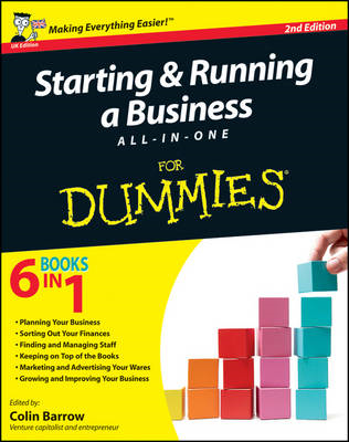Starting and Running a Business All-in-One For Dummies (BOK)