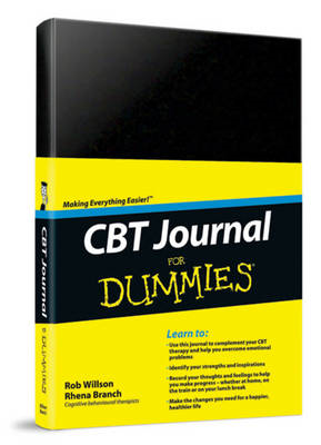 Cbt Journal for Dummies (BOK)