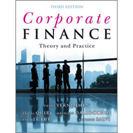 Corporate Finance: Theory and Practice (BOK)