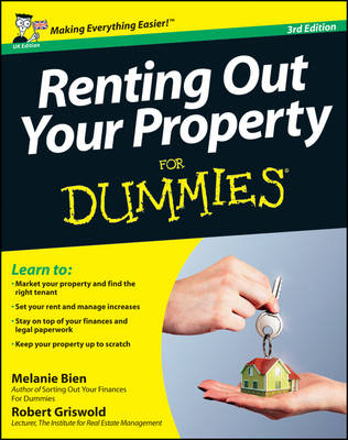 Renting Out Your Property For Dummies (BOK)