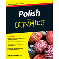Polish for Dummies (BOK)