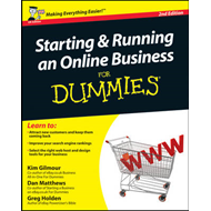 Starting and Running an Online Business For Dummies (BOK)