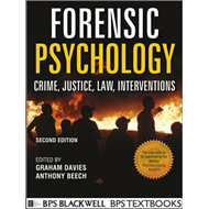 Forensic Psychology 2E (BOK)