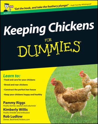 Keeping Chickens For Dummies (BOK)