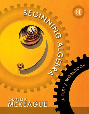 Beginning Algebra a Text/Workbook (BOK)