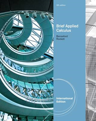 Applied Calculus (BOK)
