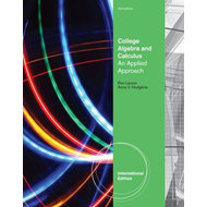College Algebra And Calculus: An Applied Approach (BOK)