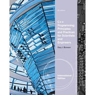 C++ for Engineers and Scientists (BOK)