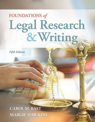 Foundations of Legal Research and Writing (BOK)