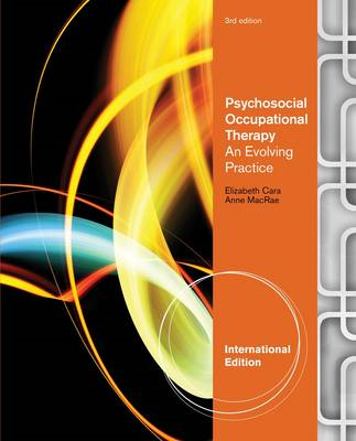 Psychosocial Occupational Therapy: An Evolving Practice (BOK)