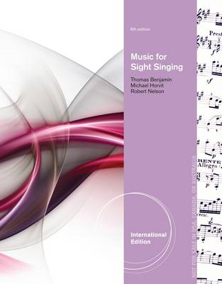 Music for Sight Singing (BOK)