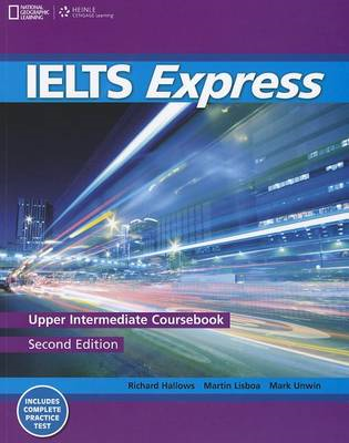 IELTS Express Upper-Intermediate (BOK)