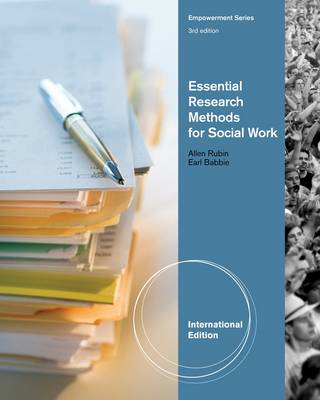 Essential Research Methods For Social Work (BOK)