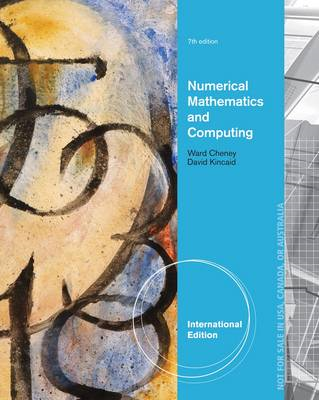 Numerical Mathematics and Computing (BOK)