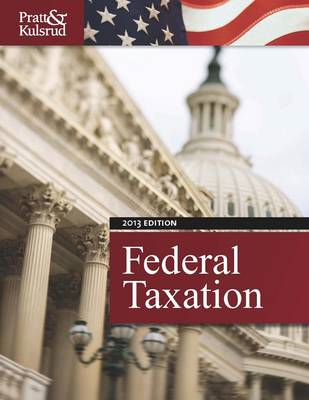 2013 Federal Taxiation + H&R Block Tax Prep/CPA Excel (BOK)