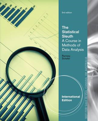 The Statistical Sleuth: A Course in Methods of Data Analysis (BOK)