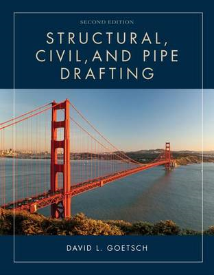 Structural, Civil and Pipe Drafting (BOK)
