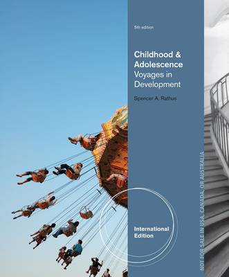 Childhood and Adolescence: Voyages in Development (BOK)