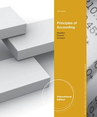 Principles of Accounting (BOK)