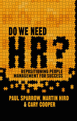 Do We Need HR? (BOK)