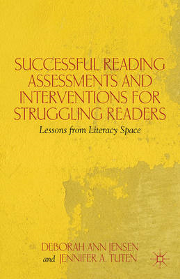 Successful Reading Assessments and Interventions for Struggl (BOK)