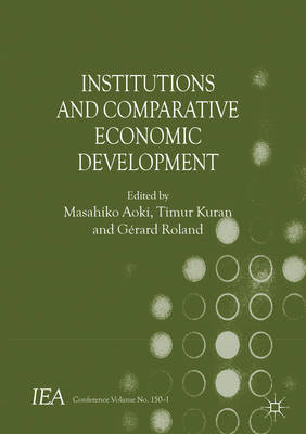 Institutions and Comparative Economic Development (BOK)