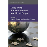 Disciplining the Transnational Mobility of People (BOK)