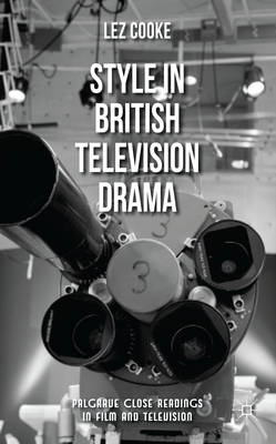 Style in British Television Drama (BOK)