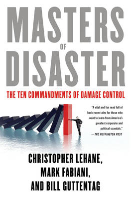 Masters of Disaster (BOK)