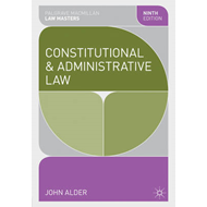 Constitutional and Administrative Law (BOK)
