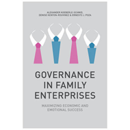 Governance in Family Enterprises: Maximising Economic and Emotional Success (BOK)