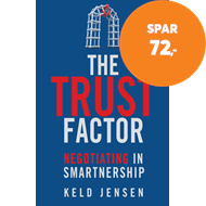 Produktbilde for Trust Factor (BOK)